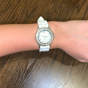 Jelly band watch
